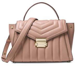 MICHAEL Michael Kors Whitney Quilted Leather 手提斜挎包