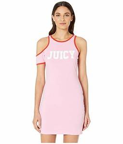 juicy couture 橘滋 背心款连衣裙